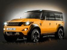 ����� Land Rover Defender ����� ��������