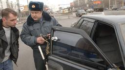 В России продолжаются массовые аресты за тонировку