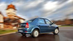 Старый Renault Logan превратится в новый
