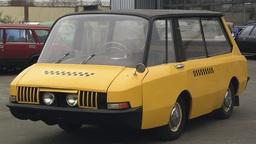 Первый автомобиль Apple оказался подозрительно похож на забытый советский проект