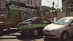 В Госдуме предложили не эвакуировать автомобили, а блокировать колеса