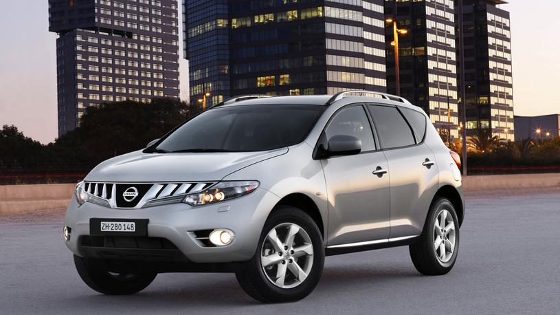 В России отзывают на ремонт почти 7 тысяч Nissan Murano