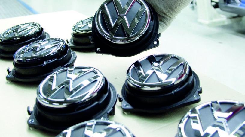 Концерн Volkswagen продал больше всех автомобилей в 2016 году