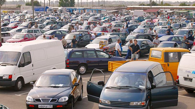 Подмосковье стало крупнейшим рынком подержанных автомобилей