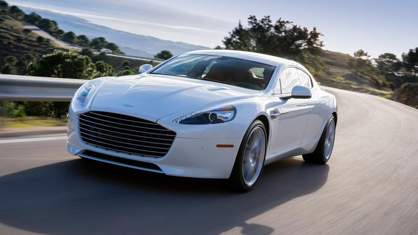 Aston Martin оставит Rapide в живых, но в новом качестве
