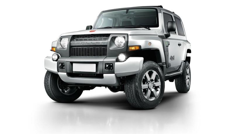 Ford заново начал разработку нового поколения внедорожника Bronco