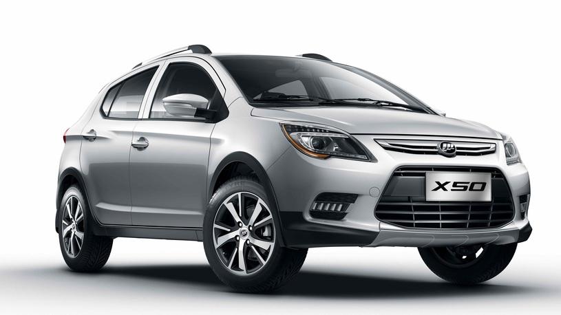 В России растет популярность китайских автомобилей