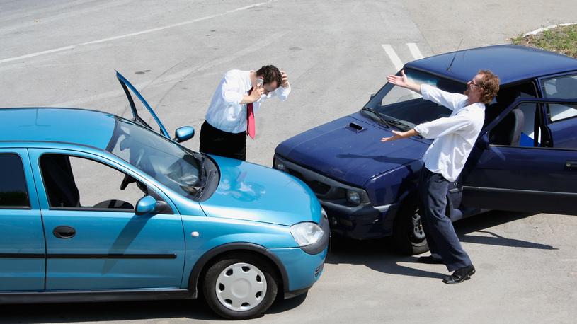 В России снизилось количество аварий на дорогах