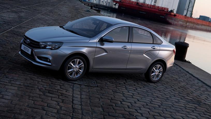 Немецкие эксперты оценили Lada Vesta
