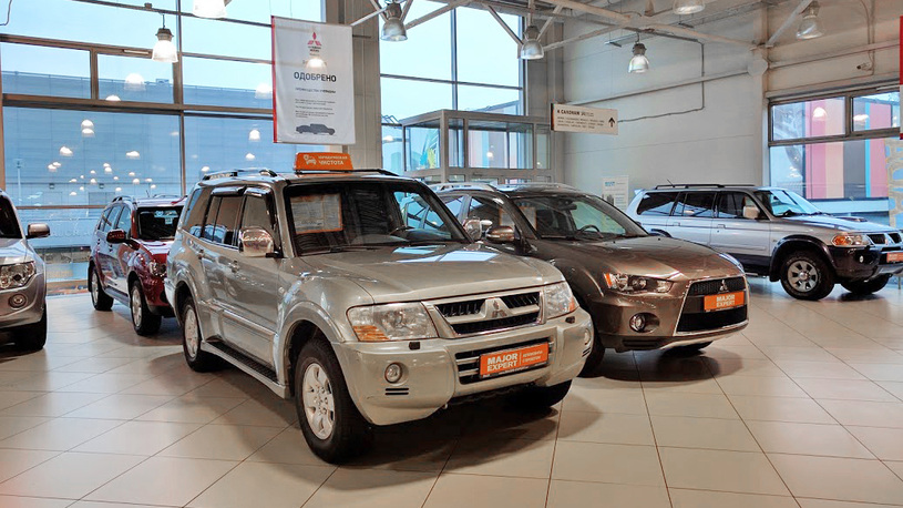 На российском рынке подержанных автомобилей назревает дефицит