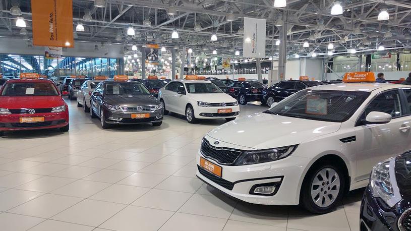 В России продлили программу утилизации автомобилей