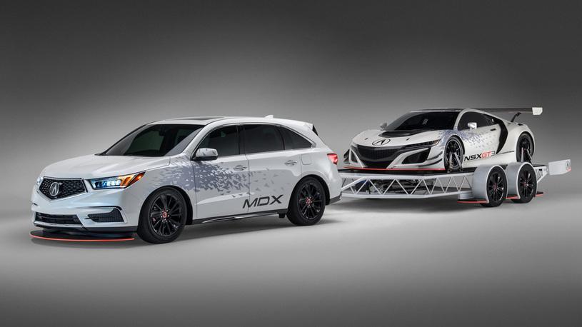 Honda покажет на тюнинг-шоу прицеп вместо спорткара