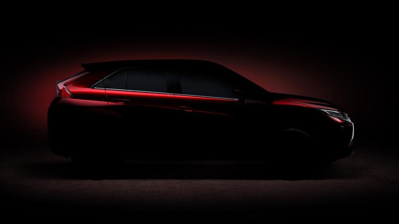 Mitsubishi выпустила официальный тизер с