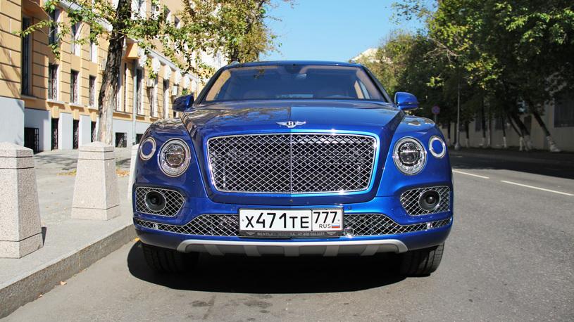 Подсчитано количество люксовых автомобилей в России