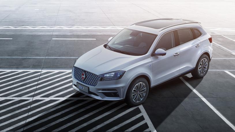 В России появится новая китайско-немецкая марка автомобилей