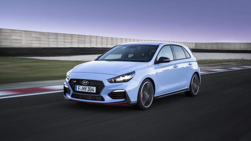 Hyundai выпустила конкурента VW Golf GTI