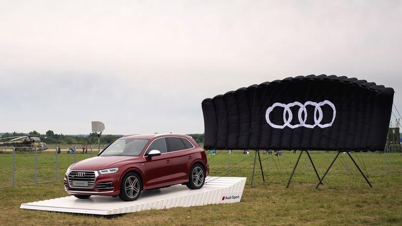 Audi представила в России