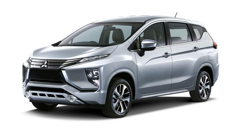 Новый минивэн Mitsubishi оказался больше похож на кроссовер
