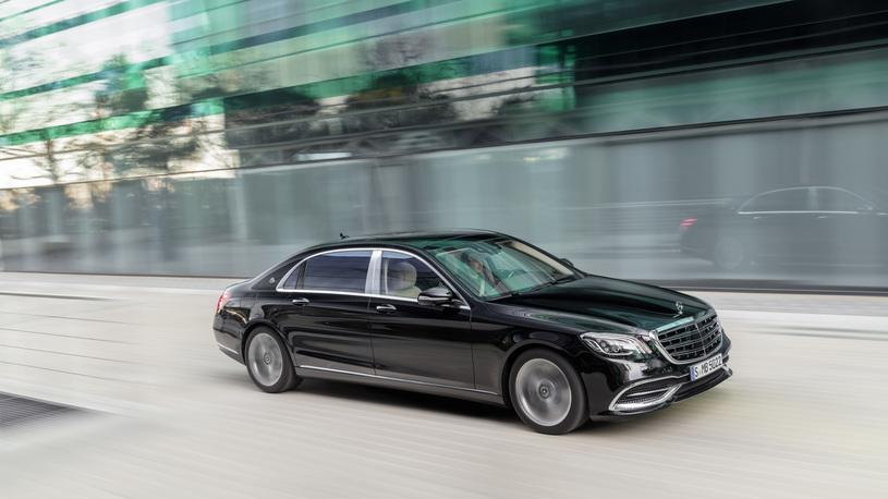 В России вырос спрос на роскошные автомобили
