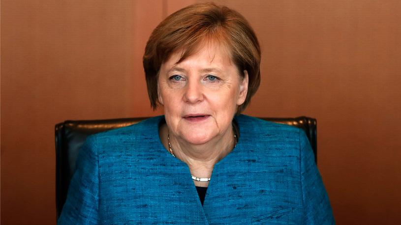 Ангела Меркель выступила против запрета дизельных автомобилей