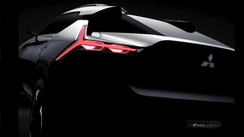 Наследника культового Mitsubishi Lancer Evo покажут в Токио