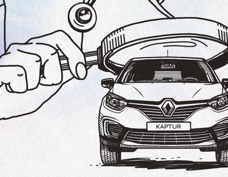Чем болеет Renault Kaptur