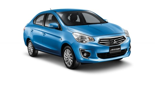 Mitsubishi выпускает на европейский рынок