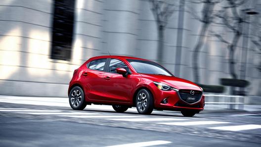 Mazda показала новое поколение Mazda2