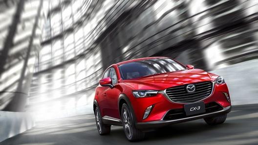 Новый кроссовер Mazda оказался круче, чем ожидалось