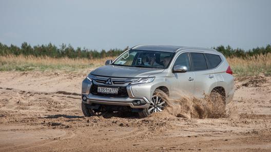 На дизельный Mitsubishi Pajero Sport назвали цены