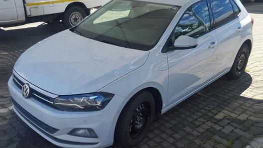 Новый Volkswagen Polo поймали без камуфляжа