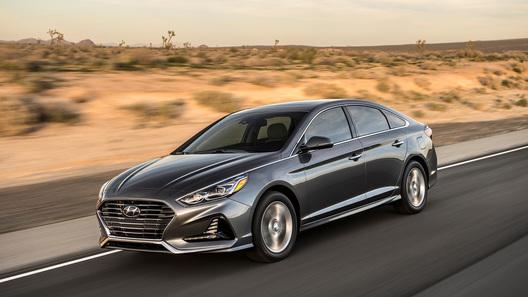 Названы сроки начала продаж Hyundai Sonata в России