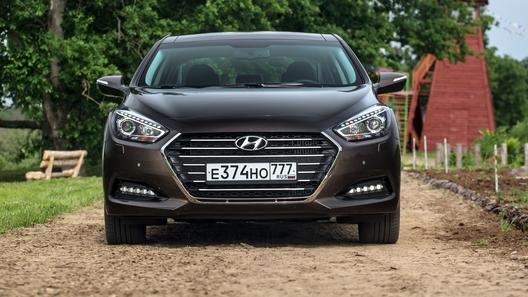 Посчитали-прослезились: замена решетки радиатора на Hyundai i40