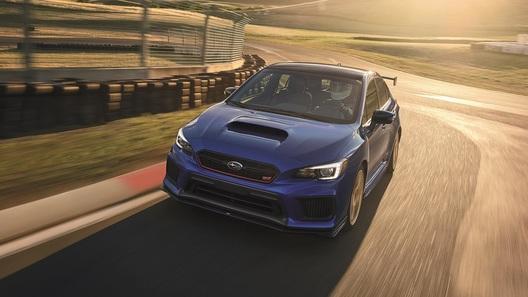 Subaru рассекретила
