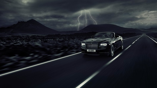 Rolls-Royce представил