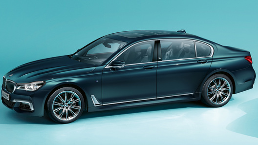 В Россию привезут эксклюзивную версию BMW 7 серии