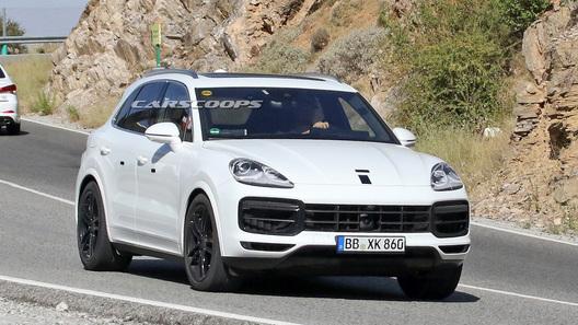 Porsche назвал дату премьеры нового поколения Cayenne