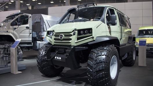 Германский дизайнер обвинил русский автомобильный завод вплагиате