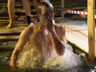 На Крещение в Москве будет минус 21