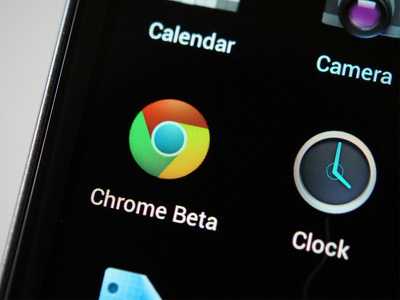 Chrome ��� Android �������� ������ � ���� �������