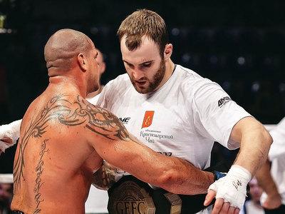Единоборства. Денис Гольцов стал вторым в рейтинге сильнейших бойцов страны