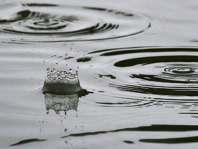 На Западную Грузию обрушились проливные дожди