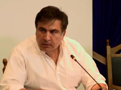 Саакашвили обвинил Яценюка в таможенных махинациях