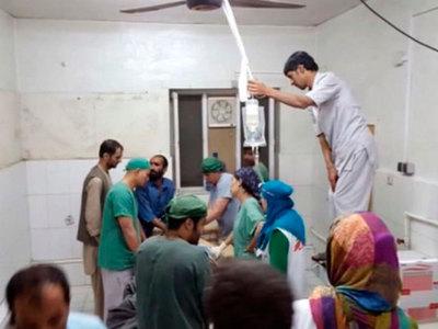 """Число жертв бомбежки """"Врачей без границ"""" в Афганистане возросло до 42 человек"""