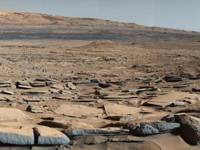 NASA рассказало о своих планах покорения Марса