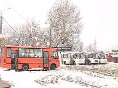 В Нижегородской области объявлено экстренное предупреждение из-за снегопада и гололеда
