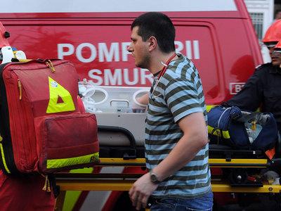 Число погибших при взрыве в Бухаресте растет