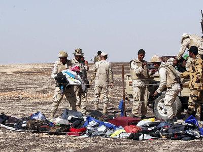 За сутки опознано 9 тел погибших в авиакатастрофе