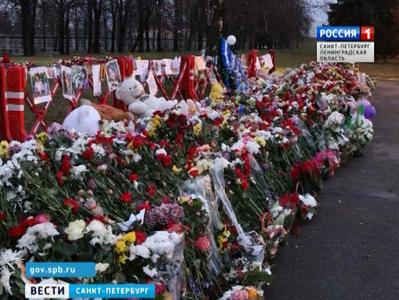 Народный мемориал с Дворцовой площади перенесли к зданию городского крематория
