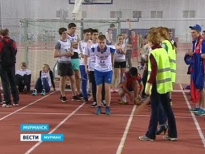 В Заполярье стартовали первые арктические студенческие игры ГТО